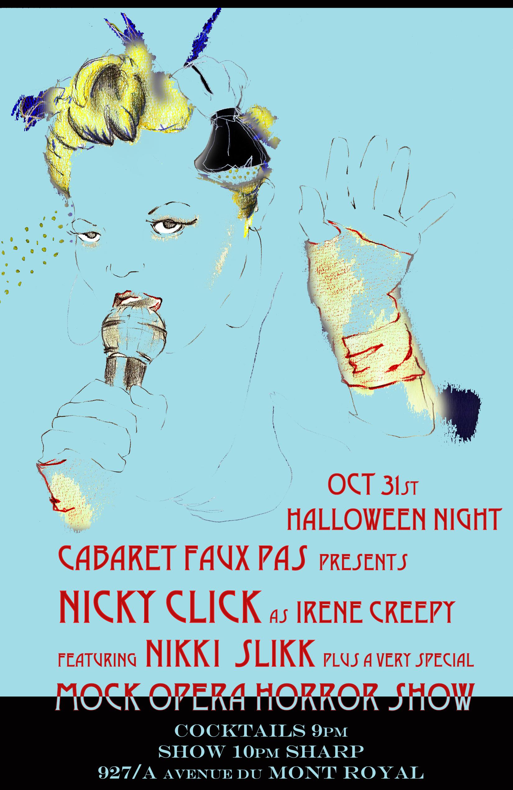 click halloween poster final web