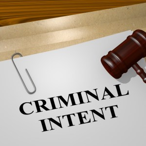 attempted murder general intent specific intent criminal intent