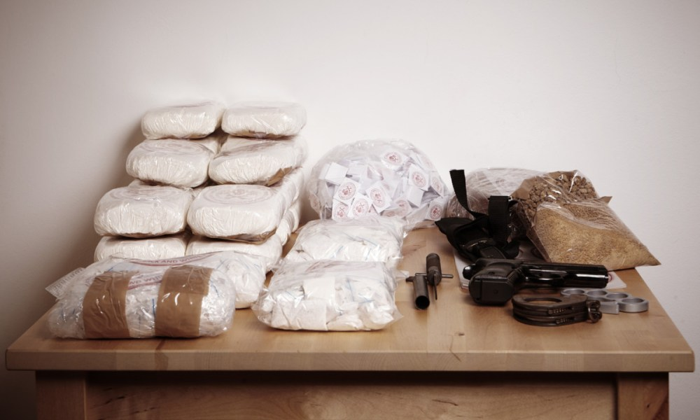 drug trafficking charges in SC drug trafficking lawyers in Conway SC