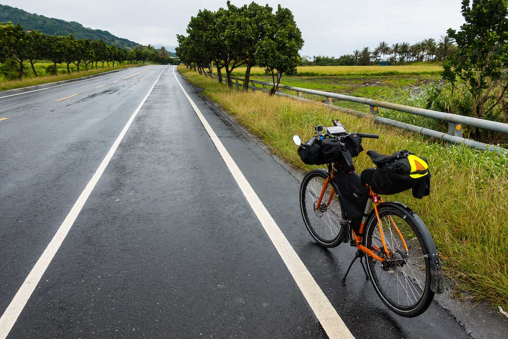 Taiwan, adventure cycling, bikepacking
