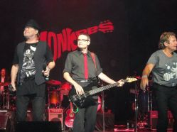 On tour with The Monkees