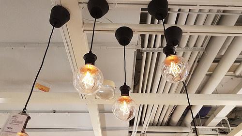 [生活DIY分享] 安裝IKEA層架及氣氛小燈全記錄 - 鹹魚爸的3C新奇玩物開箱筆記