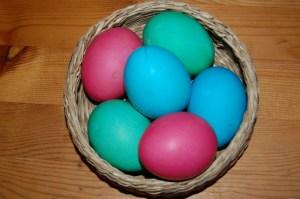 1. Eier