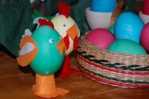 3. Hühner
