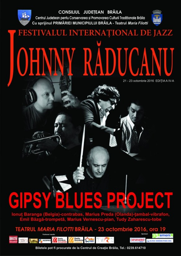 Gipsy Blues Project