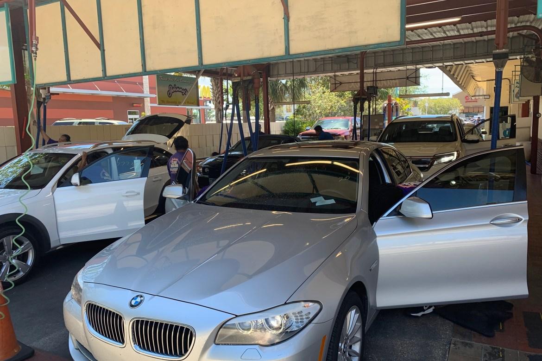 Express Detailing - BMW 5 Series
