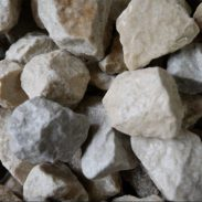Decorative Aggregate - Limestone Chippings 20mm