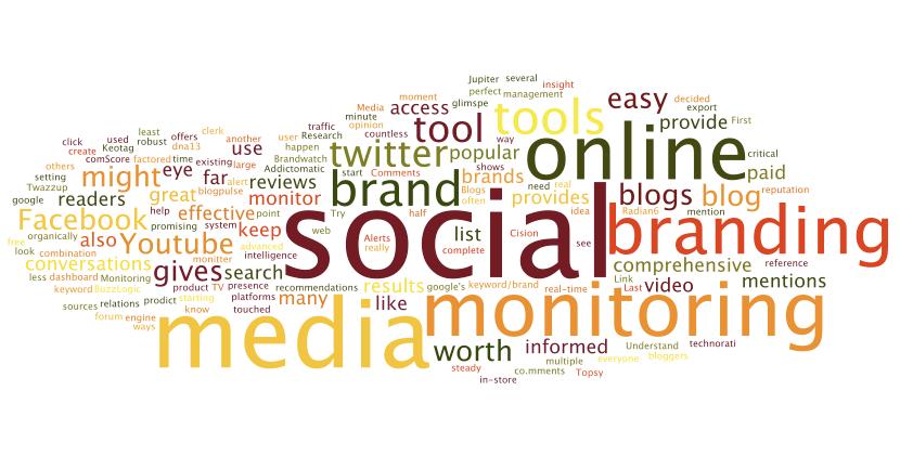 Social Media and Online Branding