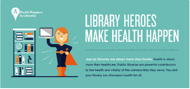 Libraries and Healthcare