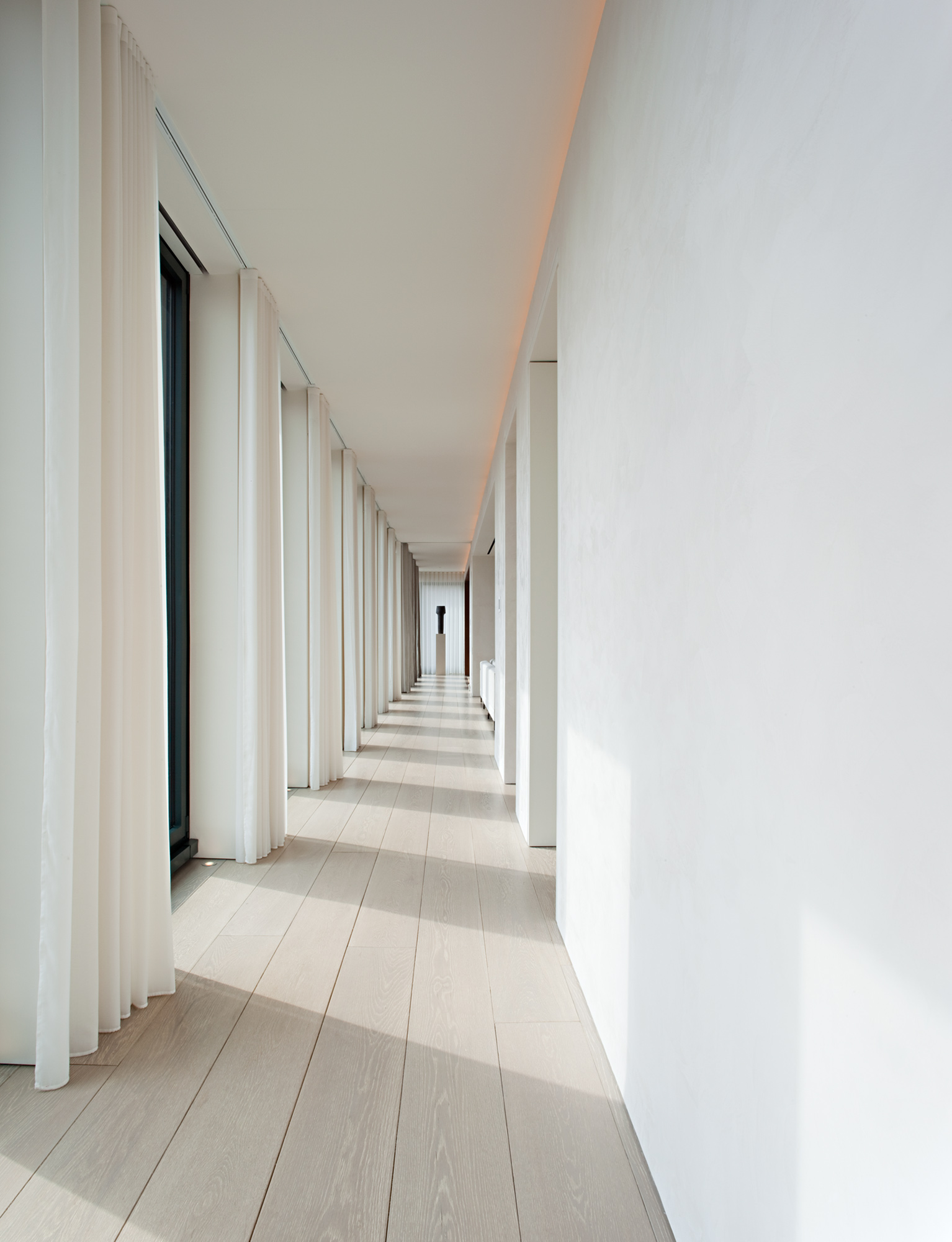 Apartment Curtain Ideas