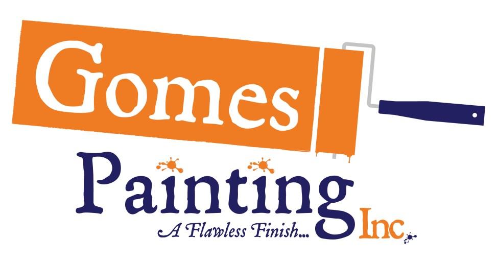 Gomes Painting Logo