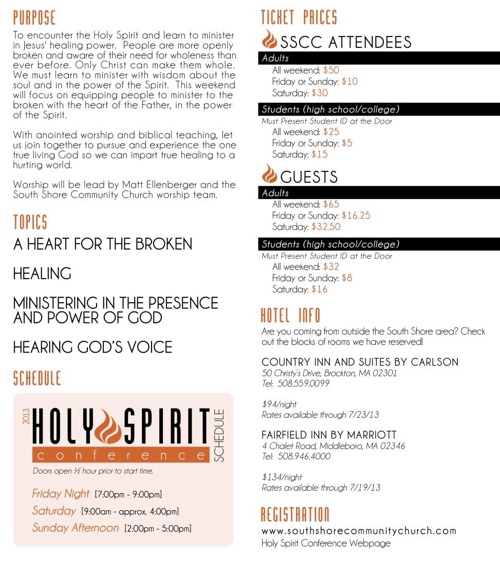 HSC Brochure (back)