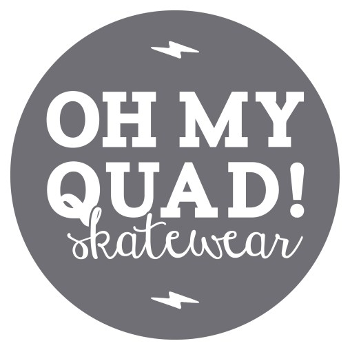 Oh My Quad! Logo