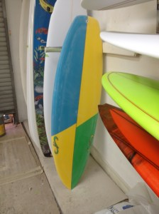 JVP Surfboards Revised Twin