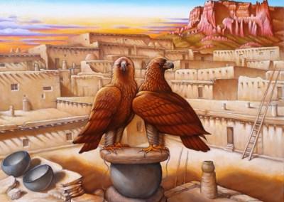 The Eagles at Zuni