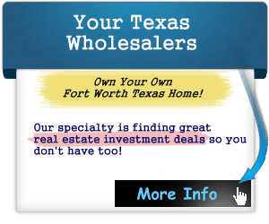 Your Texas Wholesalers