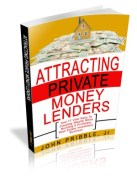 Attracting Private Money