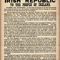 The 1916 Easter Rising: Portraits of 14 Irish Rebels.