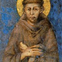 St. Francis of Assisi and the Leper.