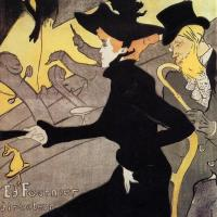 Henri de Toulouse-Lautrec: his complete 31 mass-produced art posters in color.