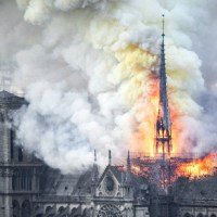 """Notre Dame is on Fire!"": a look at the inferno that devastated the world-famous Gothic cathedral in Paris, its immediate aftermath, and what could be ahead."