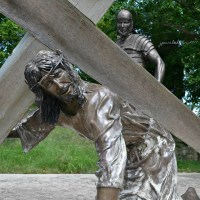 A Visit to The Shrine of Christ's Passion in St. John, Indiana.