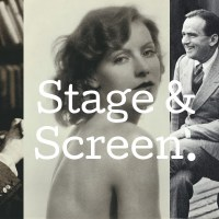 Stage & Screen.