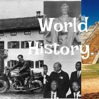 History: World.