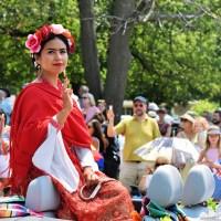 Parade: Independence Day, July 4, 2021 (Wheaton, Illinois). (46 photos).