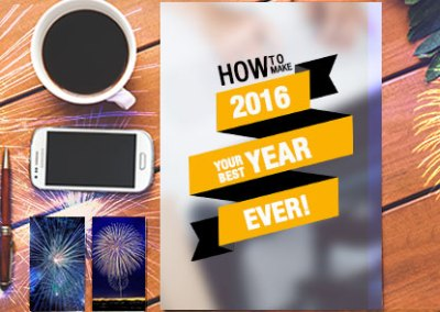 "Episode 62 – ""How to Make 2016 Your Best Year Ever!"""