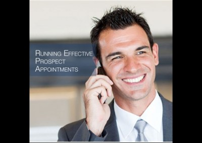 "Episode 65 – ""Running Effective Prospect Appointments"""