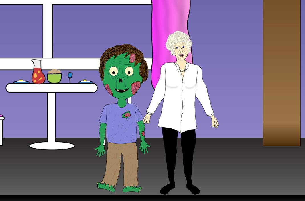 Broadway Zombie