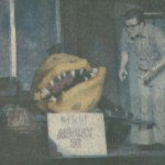 scene from Little Shop of Horrors