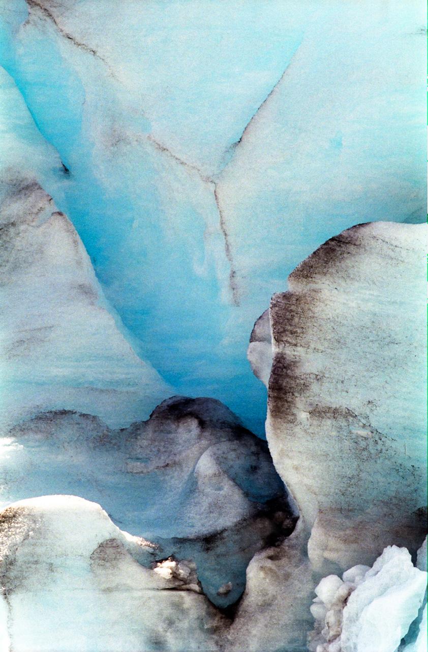 Glacier close up 07