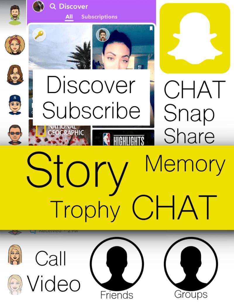 SM 101 Snapchat