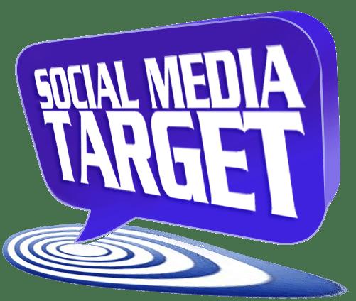 Social Media Target, LLC Logo Trans