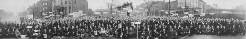 U.S. Labor Party convention, Chicago, November 22, 1919