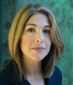Naomi Klein (photo by Ed Kashi)