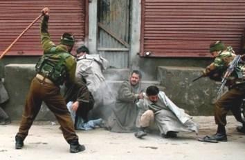 Kashmir repression