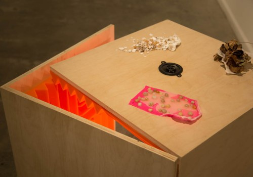 Shrink Trap – Lesley Heller Gallery (2014)