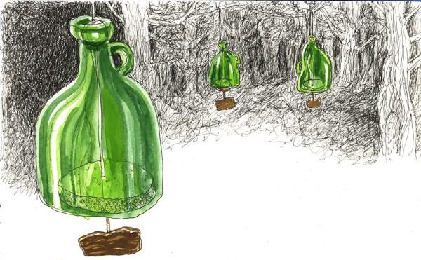 Pilchuck - bottles