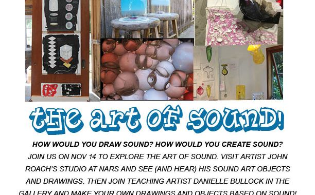NARS Family Workshop – The Art Of Sound