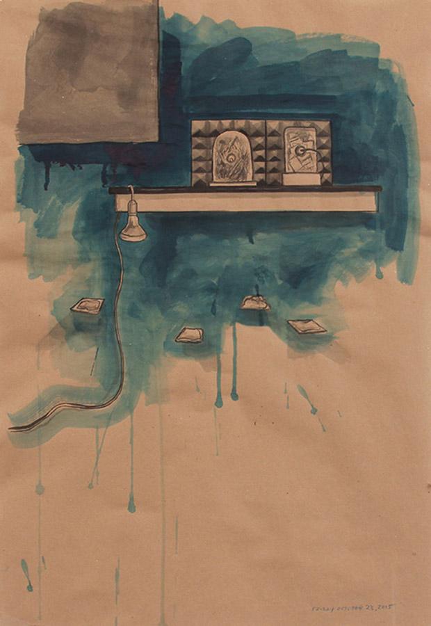 Drawing Shelf 1 Sm
