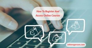 How To Register And Access Free Courses