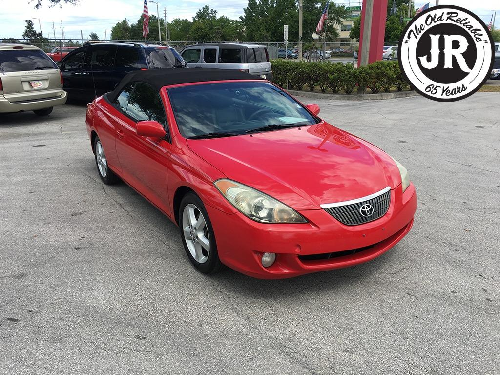 hight resolution of 2004 toyota camry solara se