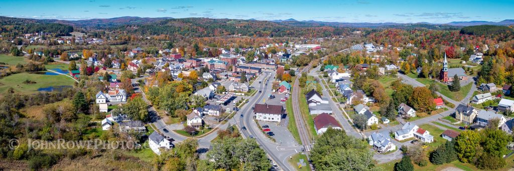 Lyndonville Vermont Photograph