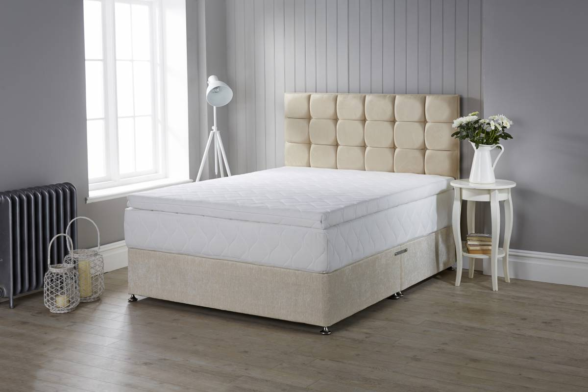 Hybrid 4 Outlet  John Ryan By Design  Mattress  Bed