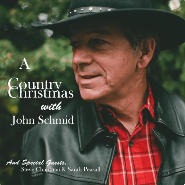 John Schmid - A Country Christmas Album