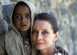 Audrey in Ethiopia