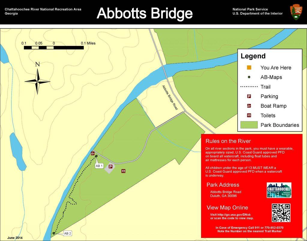 Abbotts Bridge (CRNRA)
